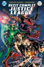 Couverture de l'album RECIT COMPLET JUSTICE LEAGUE HS Tome #2 Justice League : Ascension