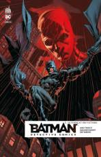 Couverture de l'album BATMAN DETECTIVE COMICS (REBIRTH) Tome #2 Le Syndicat des Victimes