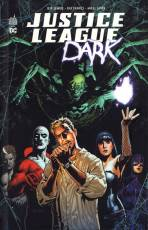 Couverture de l'album JUSTICE LEAGUE DARK Justice League Dark + DVD