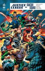 Couverture de l'album JUSTICE LEAGUE VS SUICIDE SQUAD Justice League vs Suicide Squad