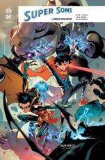 Couverture de l'album SUPER SONS (REBIRTH) Tome #1 Quand je serais grand...