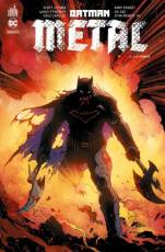 Couverture de l'album BATMAN METAL Tome #1 La Forge