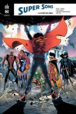 Couverture de l'album SUPER SONS (REBIRTH) Tome #2 La planète des Songes