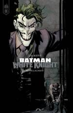 Couverture de l'album BATMAN : WHITE KNIGHT Batman : White Knight