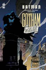 Couverture de l'album BATMAN : GOTHAM BY GASLIGHT Batman : Gotham by Gaslight + DVD