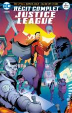 Couverture de l'album RECIT COMPLET JUSTICE LEAGUE  Tome #7 Le nouveau Super-Man : Made in China