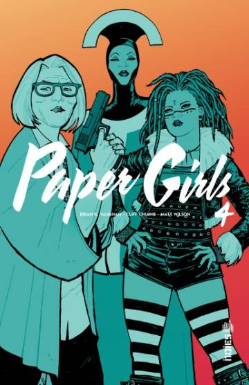 Couverture de l'album PAPER GIRLS Tome #4 Volume 4