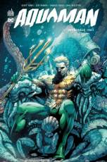 Couverture de l'album AQUAMAN INTEGRALE Tome #2 Tome 2