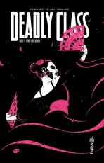 Couverture de l'album DEADLY CLASS (VF) Tome #7 Love like Blood