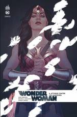 Couverture de l'album WONDER WOMAN (REBIRTH) Tome #6 Attaque contre les Amazones