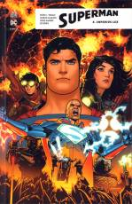 Couverture de l'album SUPERMAN (REBIRTH) Tome #6 Imperius Lex