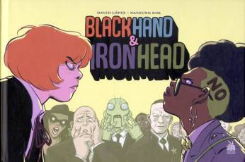 Couverture de l'album BLACKHAND & IRONHEAD BlackHand & IronHead