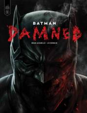 Couverture de l'album BATMAN: DAMNED Batman: Damned