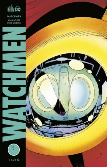 Couverture de l'album WATCHMEN Tome #7 Tome 7