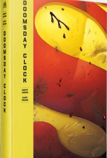 Couverture de l'album DOOMSDAY CLOCK : EDITION LUXE Doomsday Clock