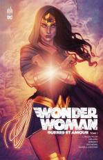 Couverture de l'album WONDER WOMAN : GUERRE ET AMOUR Tome #1 Tome 1