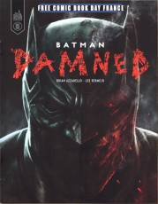 Couverture de l'album FREE COMIC BOOK DAY FRANCE (2019) Batman - Damned