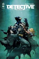 Couverture de l'album BATMAN : DETECTIVE Tome #1 Mythologie