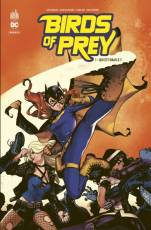 Couverture de l'album BIRDS OF PREY Tome #1 Qui est Oracle ?