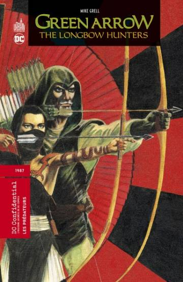 Couverture de l'album GREEN ARROW, THE LONGBOW HUNTERS The Longbow Hunters