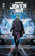 Couverture de l'album BATMAN : JOKER WAR Tome #2 Tome 2
