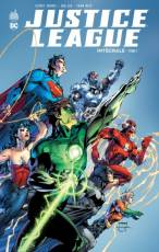 Couverture de l'album JUSTICE LEAGUE INTEGRALE Tome #1 Tome 1