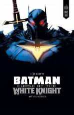 Couverture de l'album BATMAN CURSE OF THE WHITE KNIGHT Batman Curse of the white knight