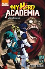 Couverture de l'album MY HERO ACADEMIA Tome #6 Frémissements