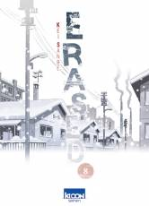 Couverture de l'album ERASED Tome #8 Volume 8