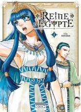 Couverture de l'album REINE D'EGYPTE  Tome #2 Volume 2