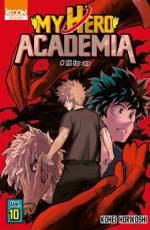 Couverture de l'album MY HERO ACADEMIA Tome #10 All for one