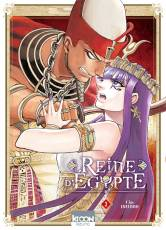Couverture de l'album REINE D'EGYPTE  Tome #3 Volume 3