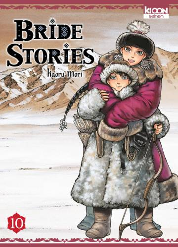 Couverture de l'album BRIDE STORIES Tome #10 Volume 10