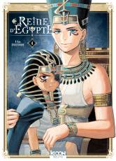 Couverture de l'album REINE D'EGYPTE  Tome #4 Volume 4