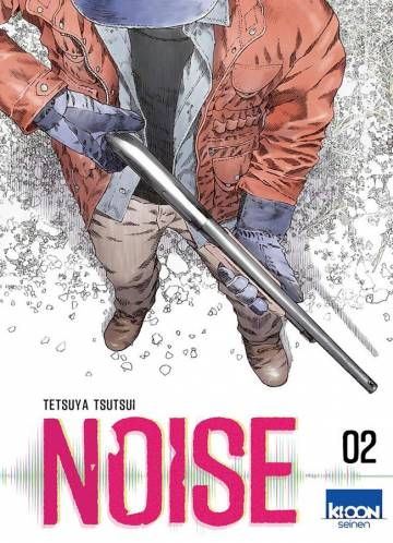 Couverture de l'album NOISE Tome #2 Volume 2