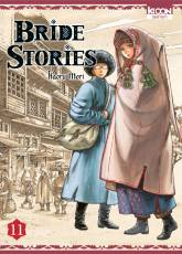 Couverture de l'album BRIDE STORIES Tome #11 Volume 11