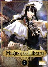 Couverture de l'album MAGUS OF THE LIBRARY Tome #2 Volume 2