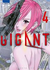 Couverture de l'album GIGANT Tome #4 Volume 4