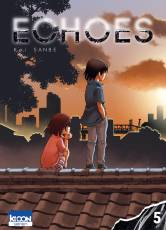 Couverture de l'album ECHOES Tome #5 Volume 5