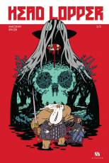 Couverture de l'album HEAD LOPPER Tome #2 2/2