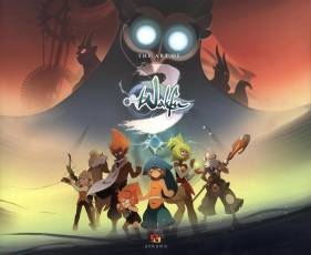 Couverture de l'album ART OF WAKFU (THE) Tome #3 Saison 3