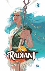 Couverture de l'album RADIANT Tome #8 Volume 8