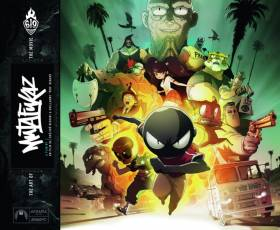 Couverture de l'album THE ART OF MUTAFUKAZ The Art of Mutafukaz
