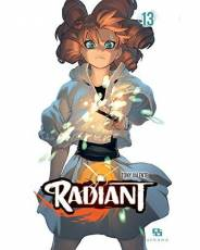 Couverture de l'album RADIANT Tome #13 Volume 13