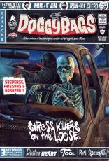 Couverture de l'album DOGGYBAGS Tome #16 Stress killers on the loose