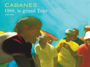 Couverture de l'album 1989, LE GRAND TOUR 1989, Le Grand Tour
