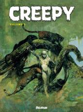 Couverture de l'album CREEPY Tome #3 Volume 3