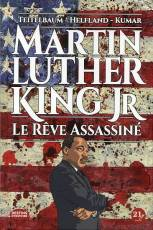 Couverture de l'album MARTIN LUTHER KING JR Le rêve assassiné