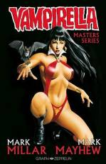 Couverture de l'album VAMPIRELLA, MASTER SERIES Tome #3 Opération Grand-nul-part