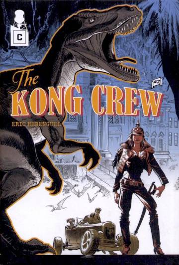 Couverture de l'album THE KONG CREW Tome #2 Worse than hell